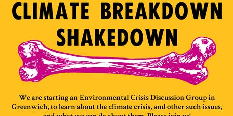 UK climate policy and how we can change it tickets