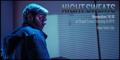 NIGHT SWEATS -  Screening & Party on November 15th tickets