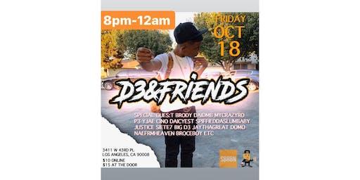 D3 & Friends
