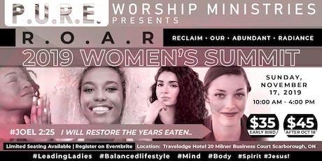 R.O.A.R - Reclaim.Our.Abundant.Radiance. tickets
