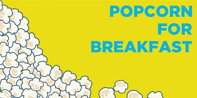 Star Wars: The Rise of Skywalker Premiere with Popcorn for Breakfast