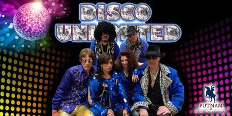 Disco Unlimited LIVE at Putnam County Golf Course! tickets