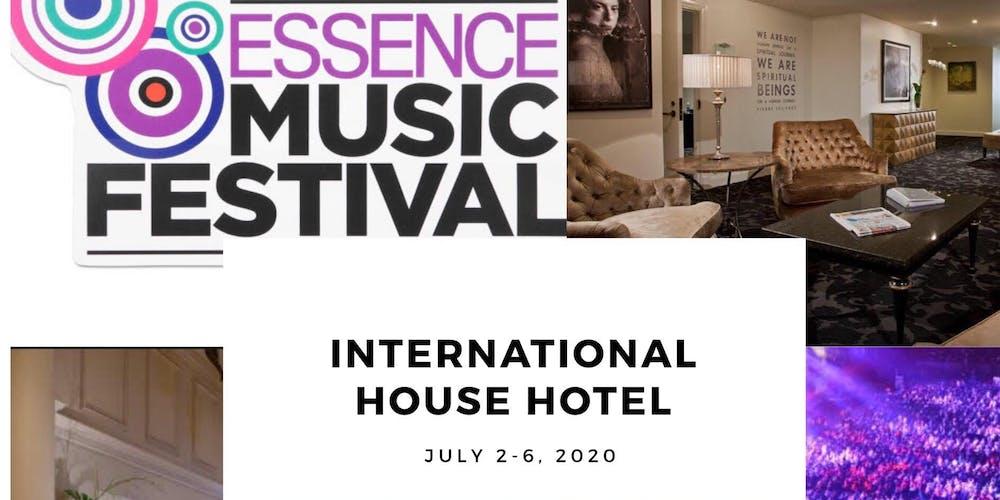 2020 Essence Festival.2020 Essence Music Festival
