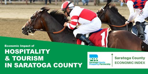 Saratoga County  Hospitality & Tourism Index, November 13, 2019