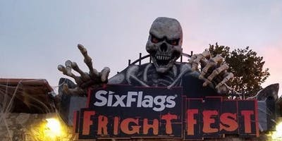 Anderson Taxi And Shuttle presents- Six Flags: Freight Fest
