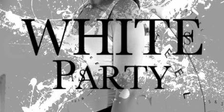 WHITE PARTY the ANNIVERSARY tickets