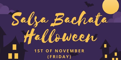 Salsa Bachata Halloween Party