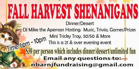 Fall Harvest Shenanigans tickets