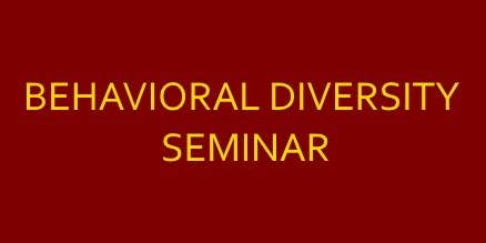 LITE: Behavioral Diversity Seminar