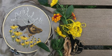 Extinct Embroidery: Eastern Elk tickets