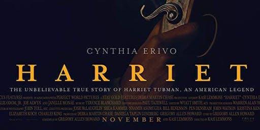 Harriet Tubman movie showing
