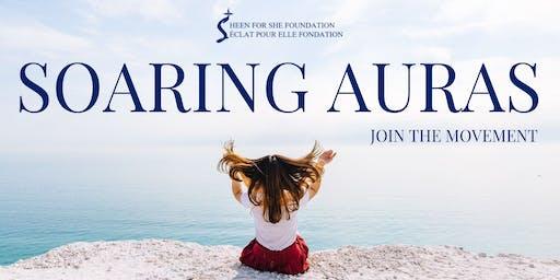 Soaring Auras Conference Toronto 2019 - #SheenforS