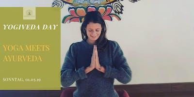 YOGIVEDA DAY - Yoga meets Ayurveda