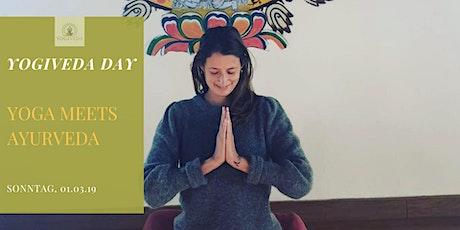 YOGIVEDA DAY - Yoga meets Ayurveda Tickets