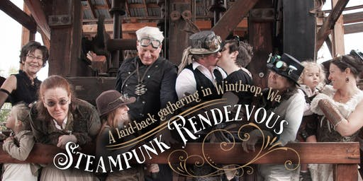 Steampunk Rendezvous III