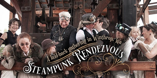 Steampunk Rendezvous III