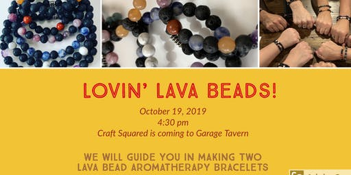 Lovin' Lava Beads