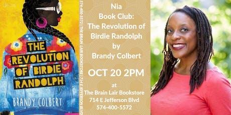 Well Read Black Girl Book Club  - The Revolution of Birdie Randolph tickets