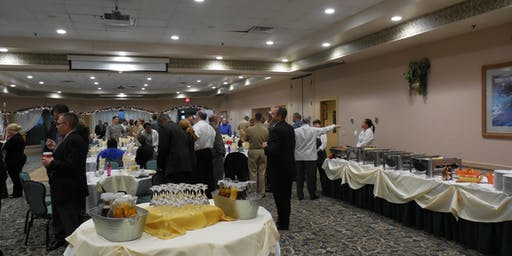 Navy League Celebrate America's Military Breakfast