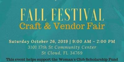 5th Annual Woman's Club Craft & Vendors Show