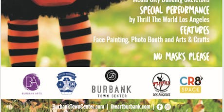 Thrill Day 2019 Burbank Pop Up Halloween Bash tickets