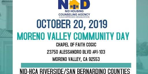 Moreno Valley Community Day