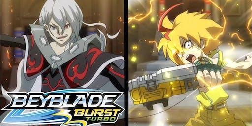 Octavo Torneo de Beyblade Burst