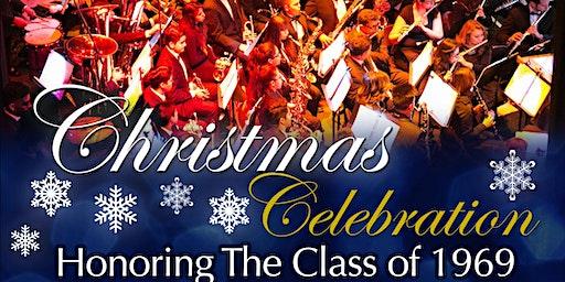 Garey High School Music Department Christmas Celebration 2019!