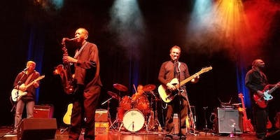 The Real Fugitives Band Live in Concert