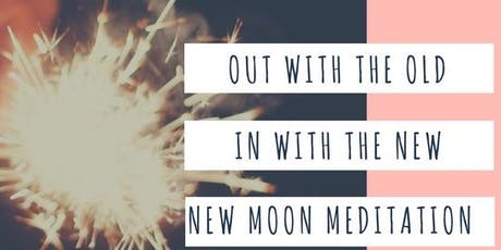 Transcend with New Moon Meditation tickets
