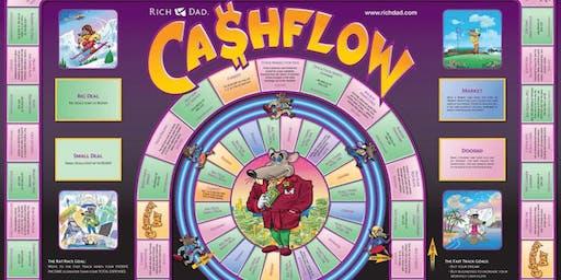 Let's play. Играем в Cashflow на русском