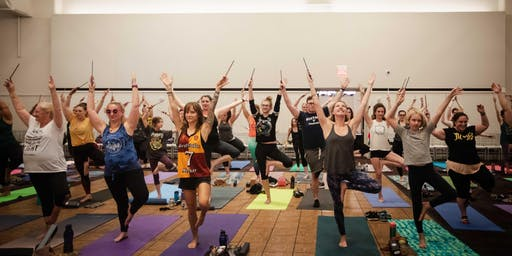 Wizard Yoga at Hotel Henry