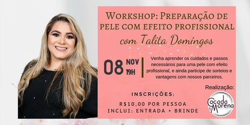 Workshop de Maquiagem