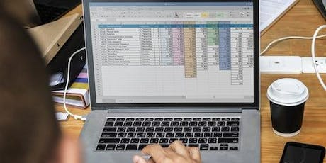 Microsoft Excel - Beginner to Pro tickets