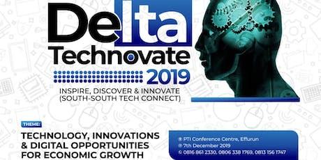 Delta Technovate '19 tickets