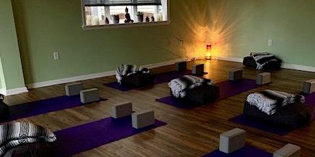 Jyoti Yoga - 6 Class Series tickets