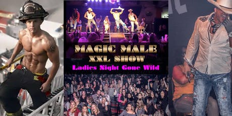 MAGIC MALE XXL SHOW | Pensacola, FL tickets