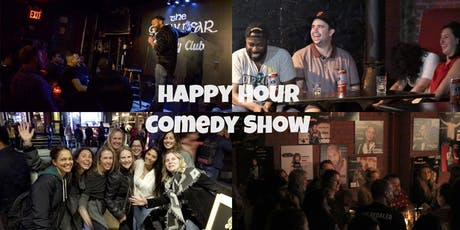 HAPPY HOUR Stand Up Comedy Show tickets