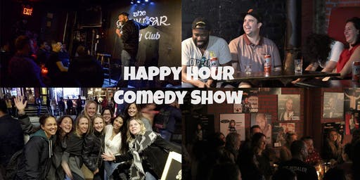 HAPPY HOUR Stand Up Comedy Show