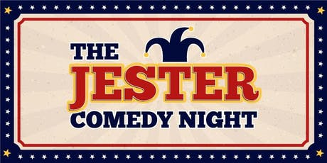 The Jester Comedy Night, Rainhill tickets