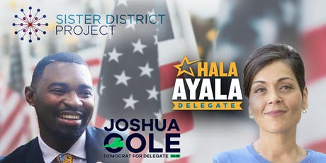 Phonebanking for Hala and Josh!  tickets