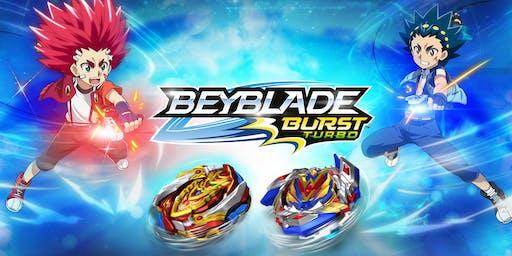 Primer Torneo de Beyblade Burst Outlets Barceloneta