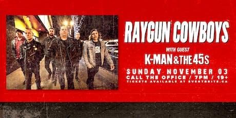 Raygun Cowboys tickets