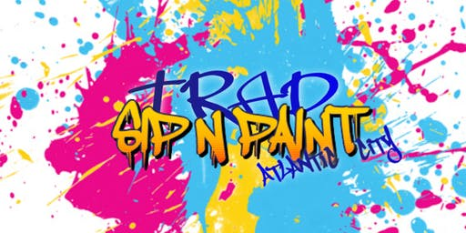 Trap and Paint Atlantic City