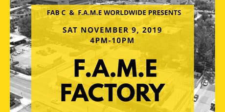 F.A.M.E Factory - Wynwood Art Week Shopping Experience tickets