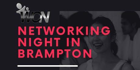 Entrepreneur Networking Night in Brampton! tickets