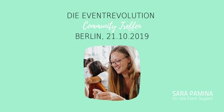 Eventrevolution Community Treffen Tickets