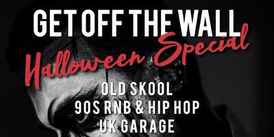 Get off the wall - Halloween Special     Live PA from Kasiika & Loven