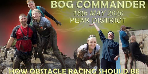 Bog Commander Mud Run and Obstacle Course