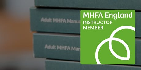 Mental Health First Aid - Two Day Adult tickets
